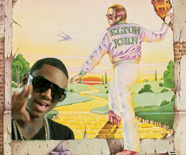 Elton John f/Soulja Boy