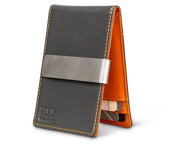 FH Money Clip Slim Wallet
