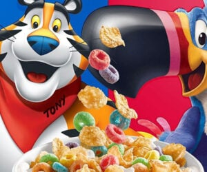 Frosted Flakes x Froot Loops