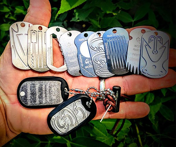 Dog Tag Tool Kit