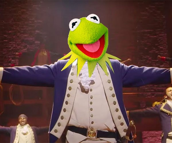 Hamilton But It's Muppets