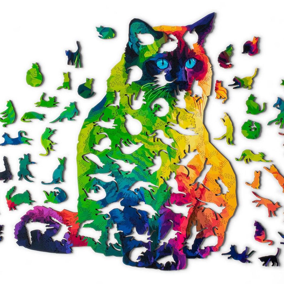 Herding Cats Puzzle
