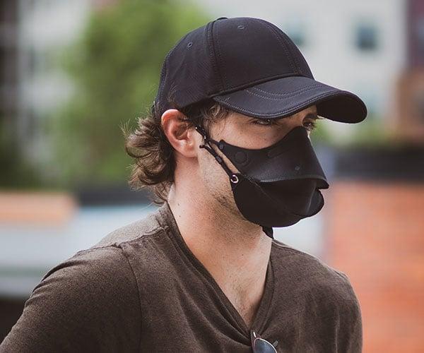 Hide-a-Mask