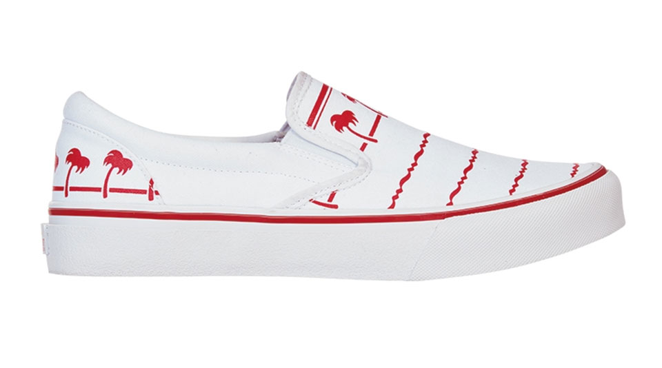 In-N-Out Burger Shoes