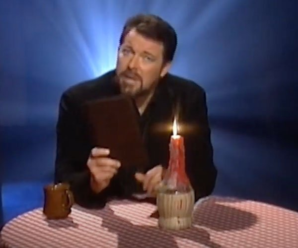 Jonathan Frakes Asks You Things