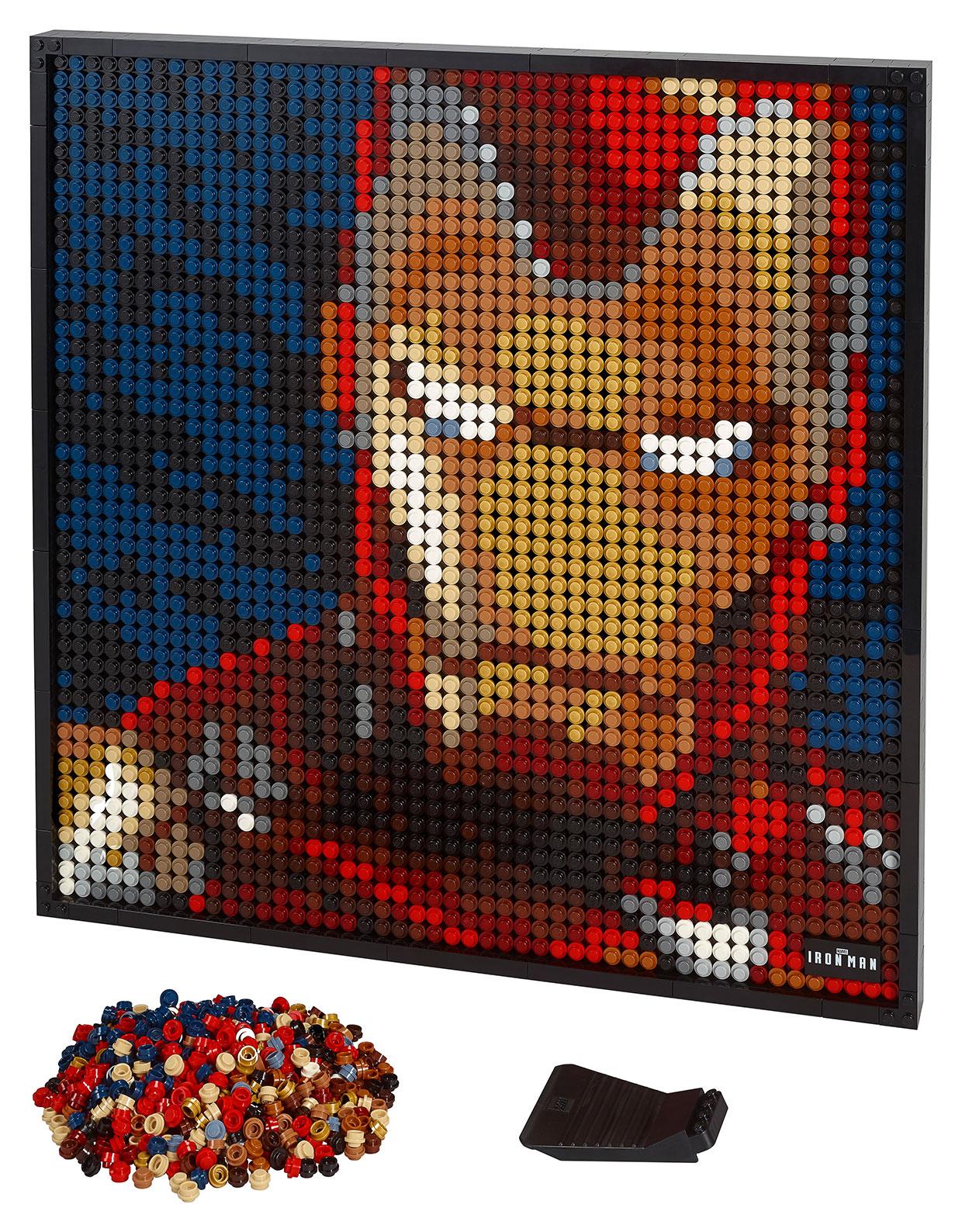 LEGO Art Series