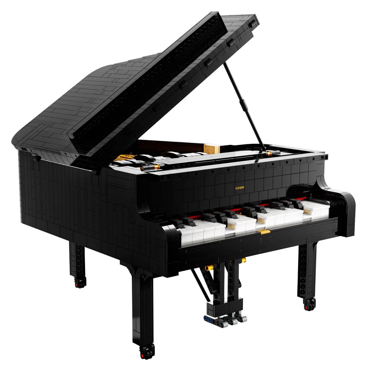 LEGO Ideas Grand Piano