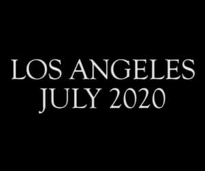 Los Angeles July 2020