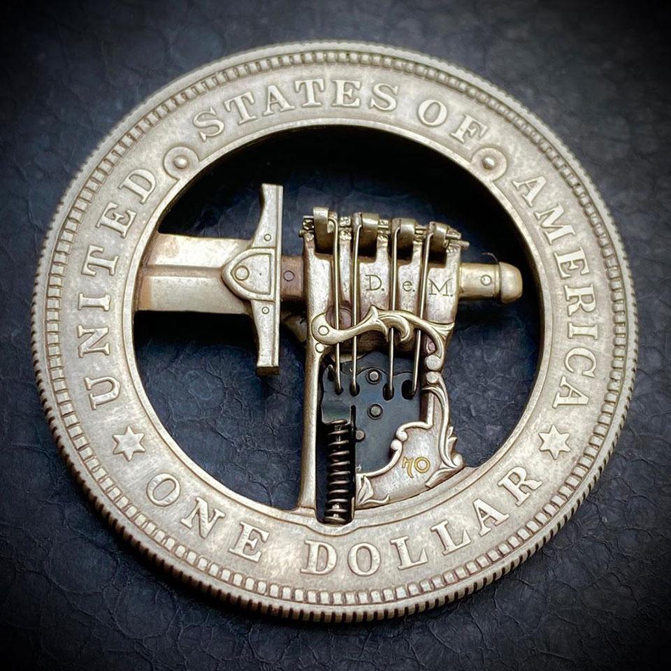 Mechanical Coin Mod