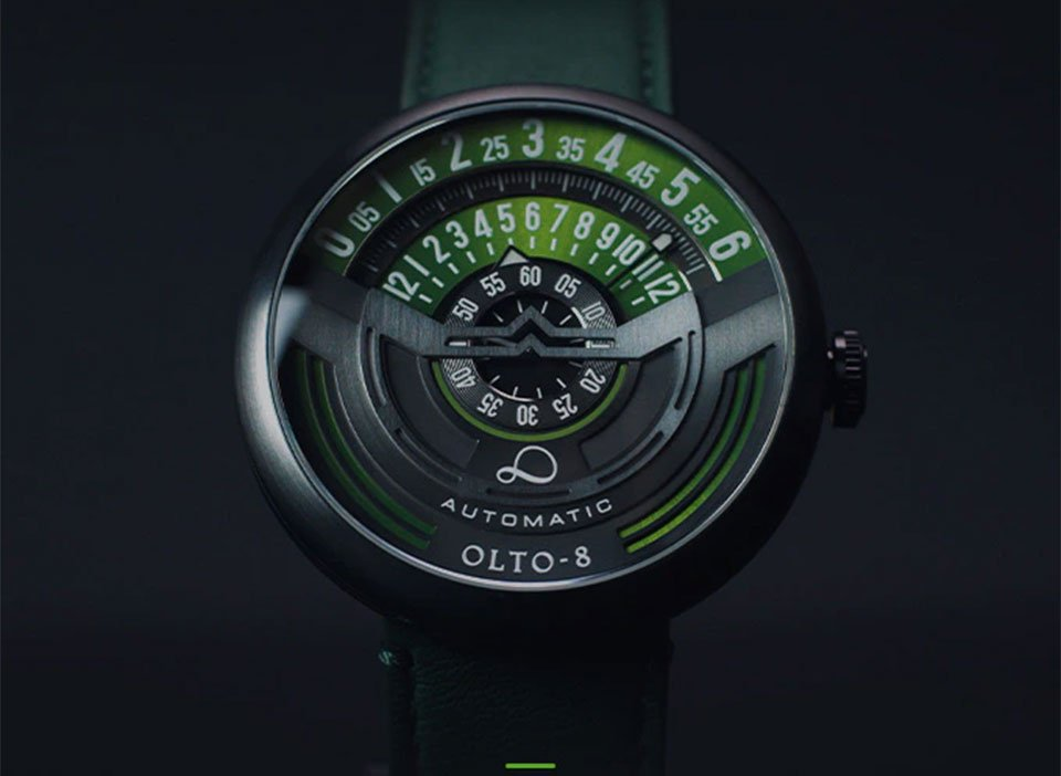 OLTO-8 Infinity Watch