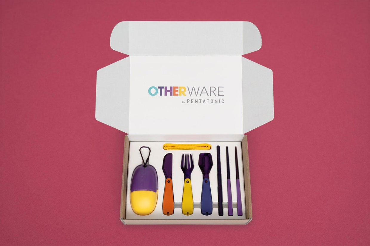 Otherware Pebble Dining Kit