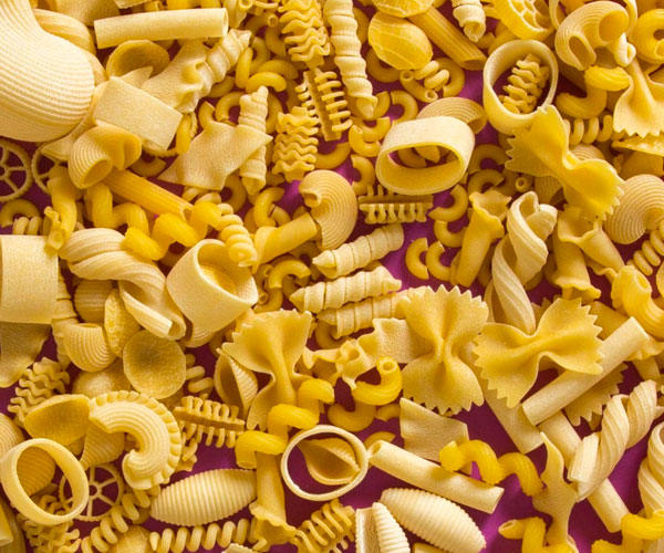 The History of Pasta Shapes