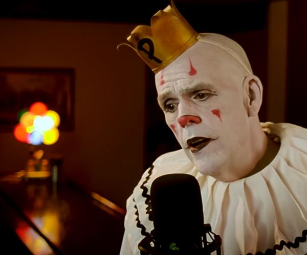 Puddles Pity Party: Smile