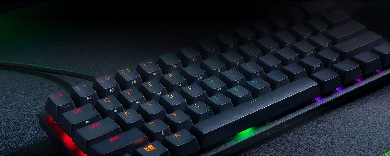Razer Huntsman Mini Keyboard