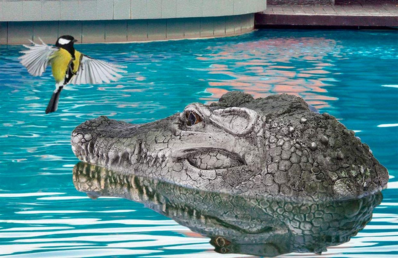 R/C Crocodile Head