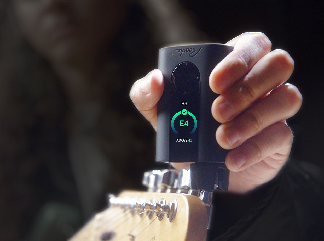 Roadie 3 Automatic String Tuner