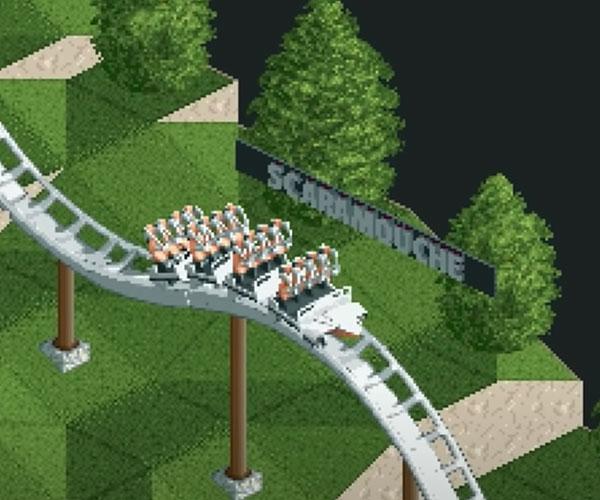 Rollercoaster Rhapsody
