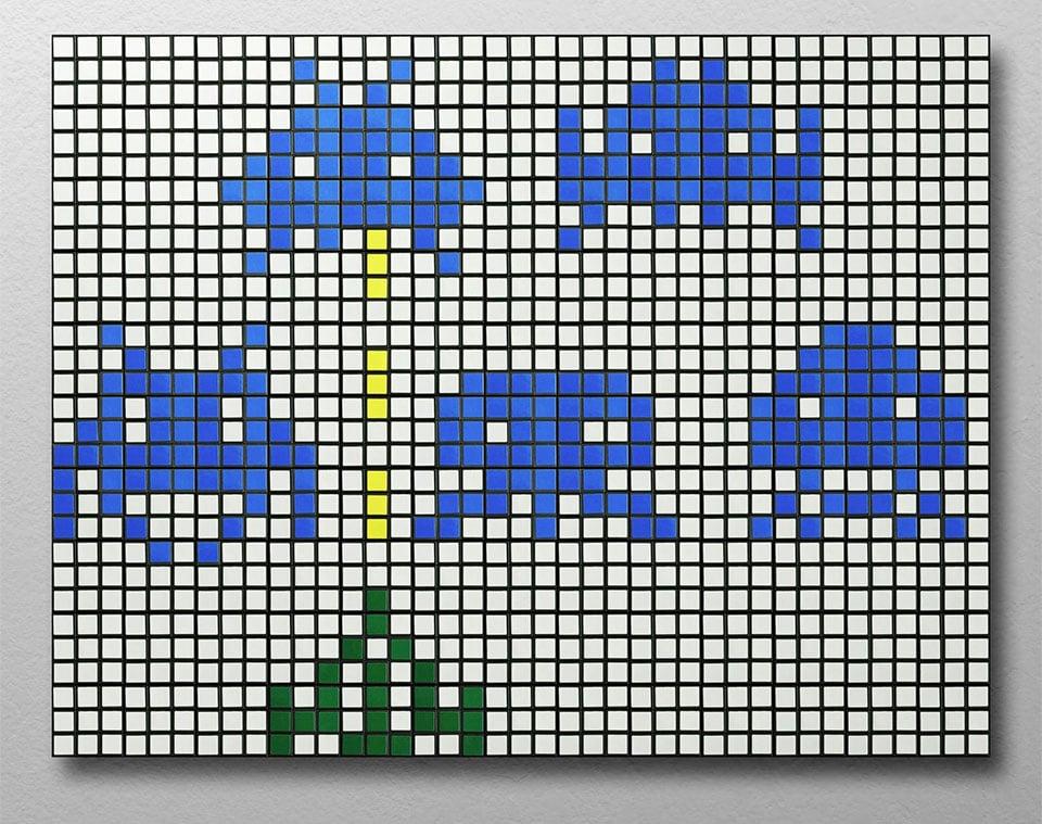 Rubik's Cube Mosaic Kits