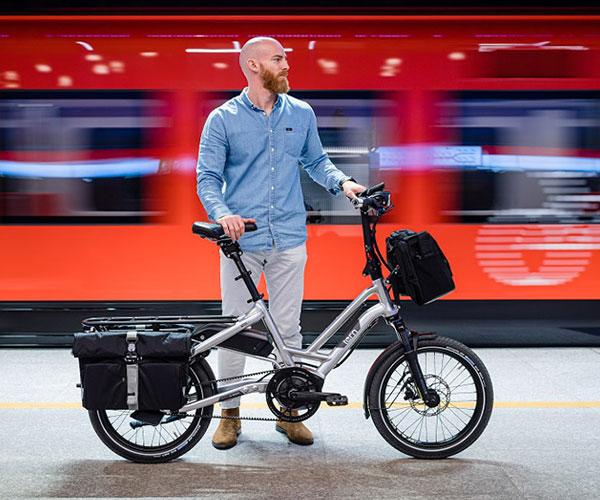Tern HSD Electric Bike