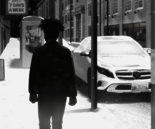 The Weeknd: Snowchild