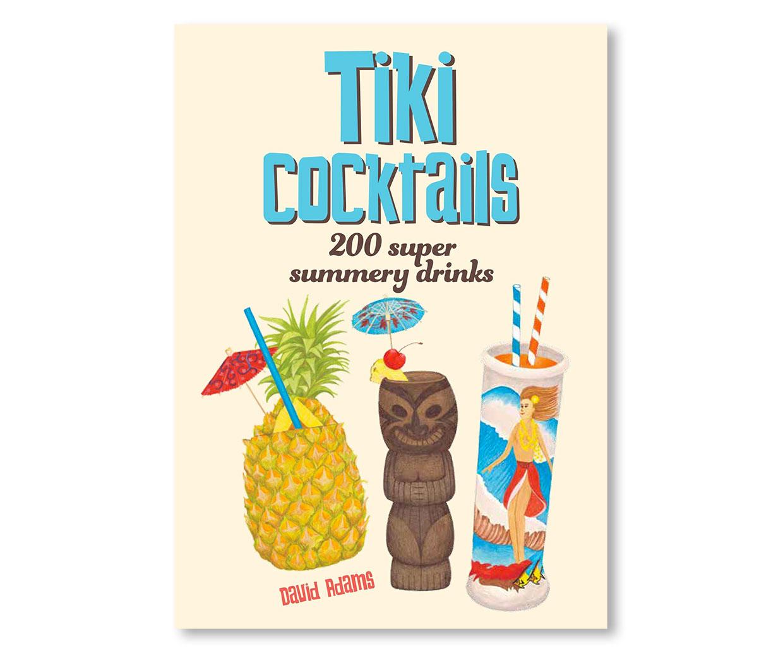 Tiki Cocktails Book