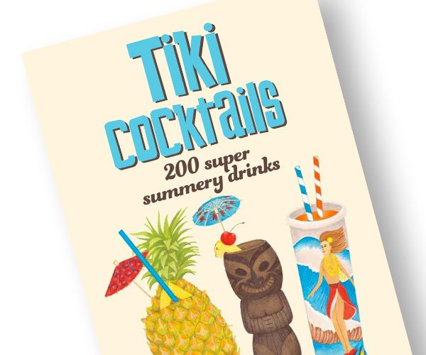 Tiki Cocktails Book