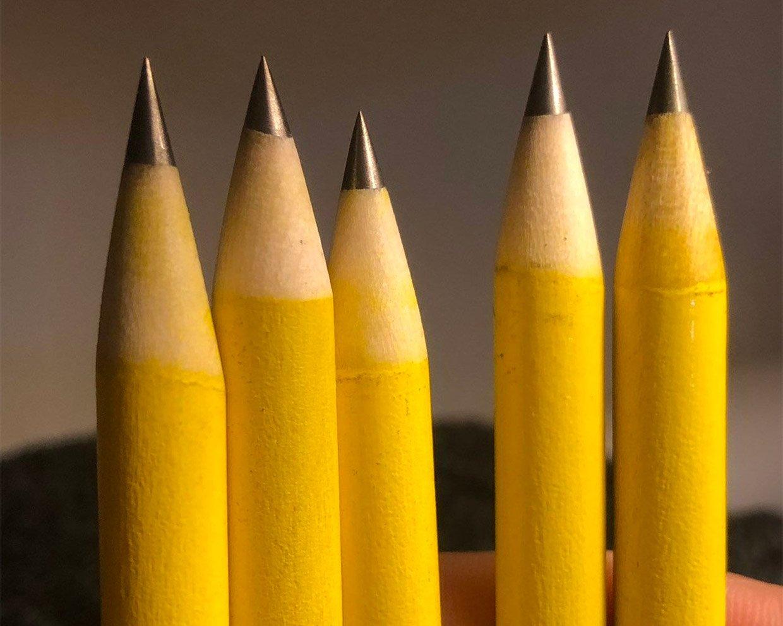 Sherbet Titanium Pencils