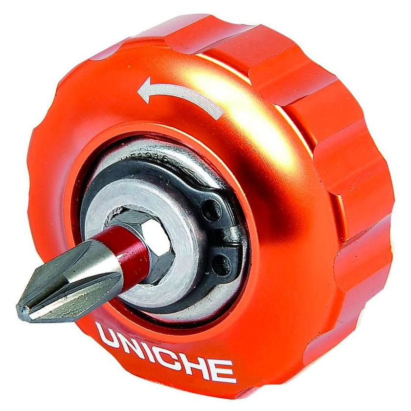 Uniche Stepless Ratchet Tool
