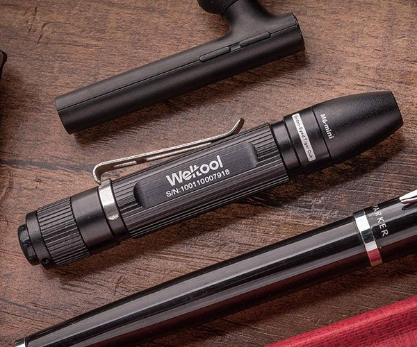 Weltool M6 Mini Flashlight
