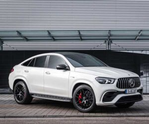 2021 Mercedes-AMG GLE 63 S Coupe