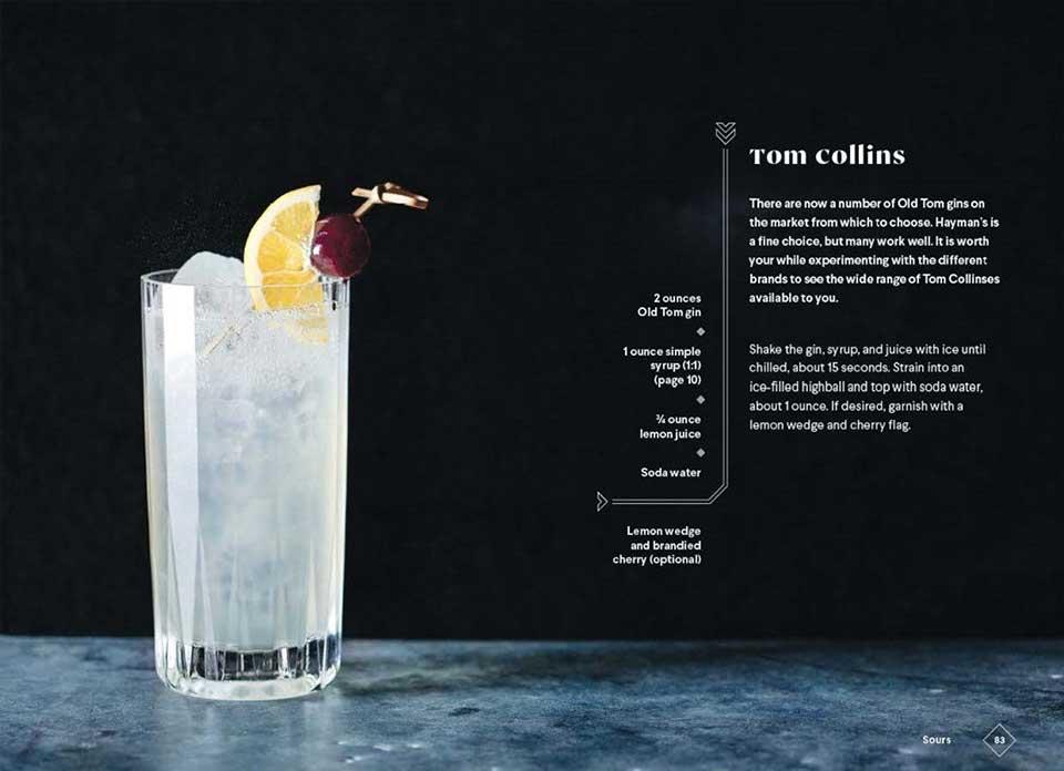 3-Ingredient Cocktails