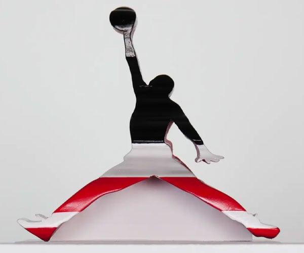 Air Jordan 1 Jumpman Sculpture
