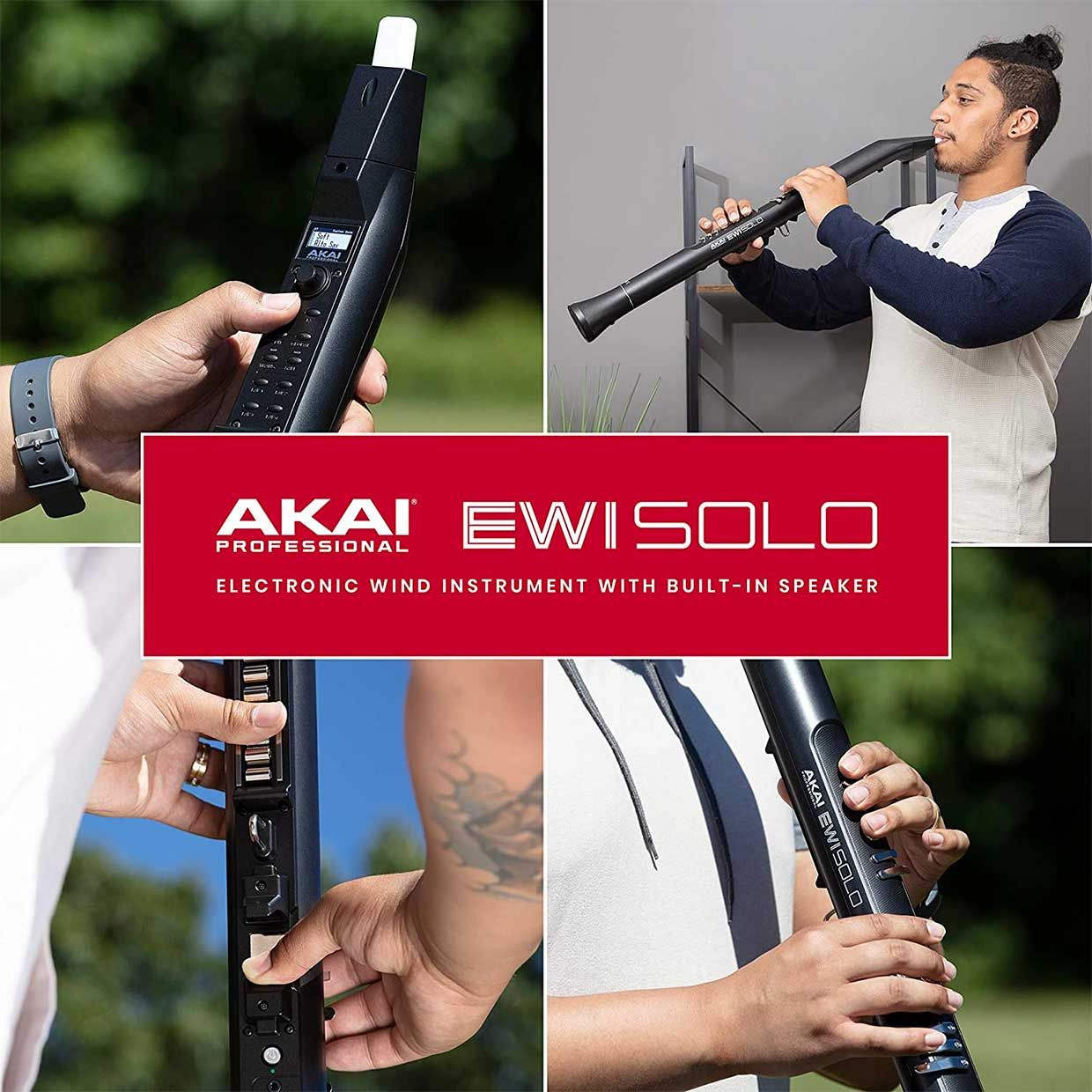 EWI Solo Electronic Wind Instrument