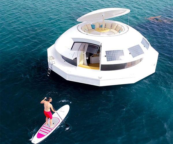 Anthénea Floating Pod