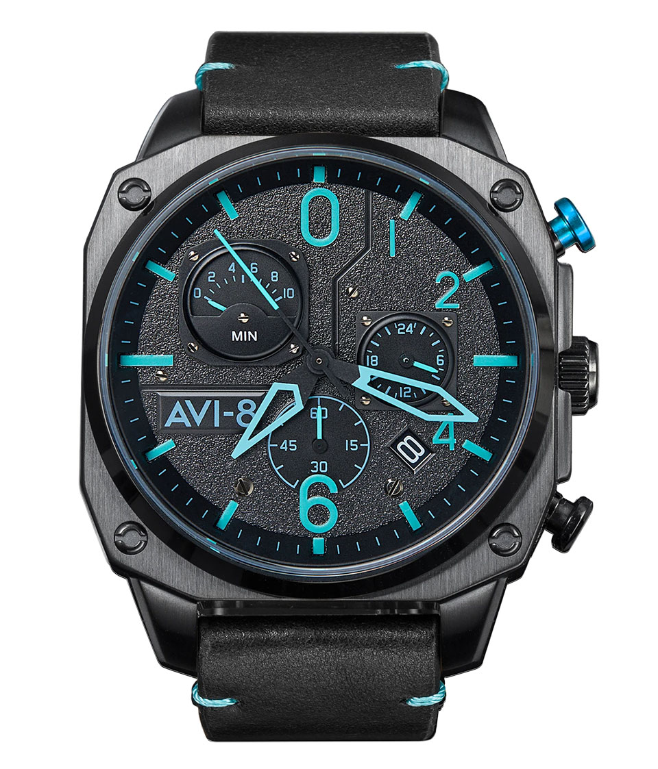 AVI-8 Retrograde Chronograph