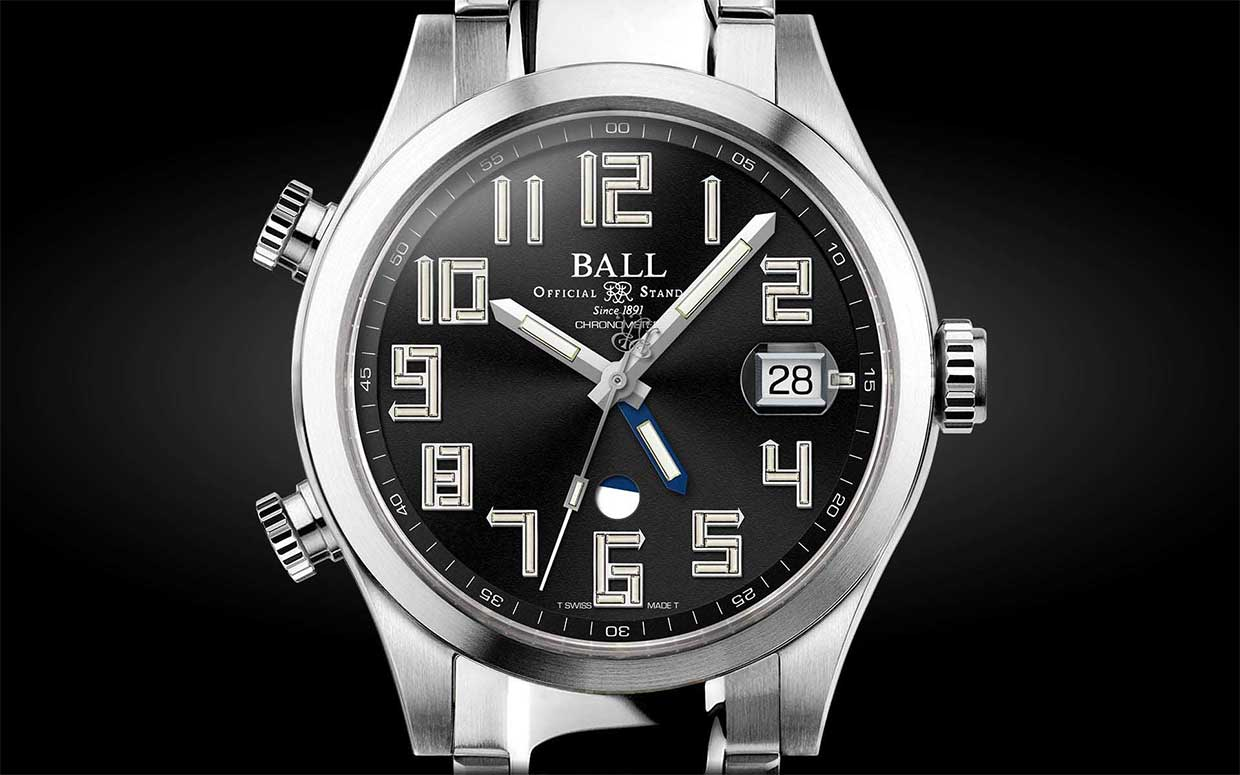 Ball Engineer II TimeTrekker