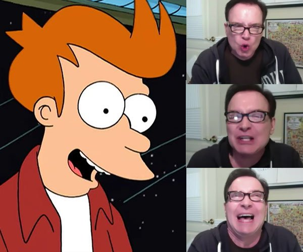 Billy West: Cartoon Breakdown