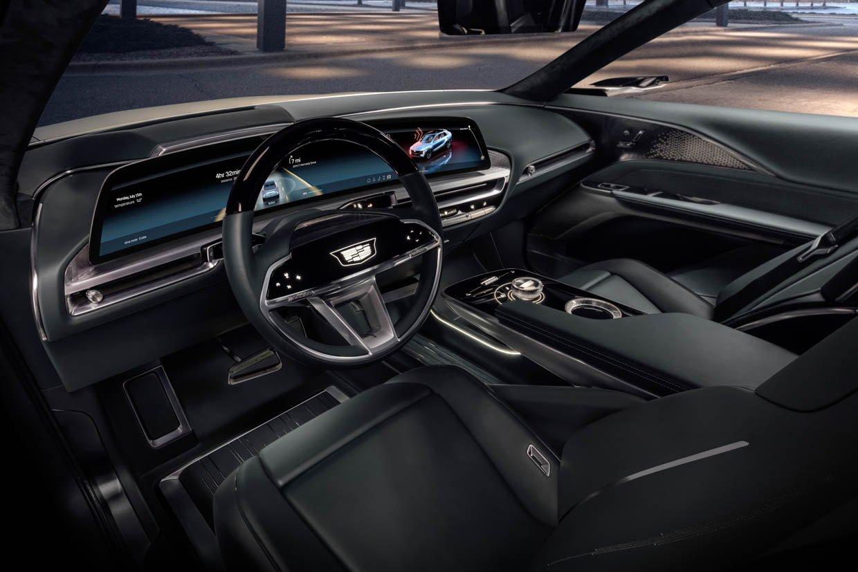 Cadillac LYRIQ EV Concept