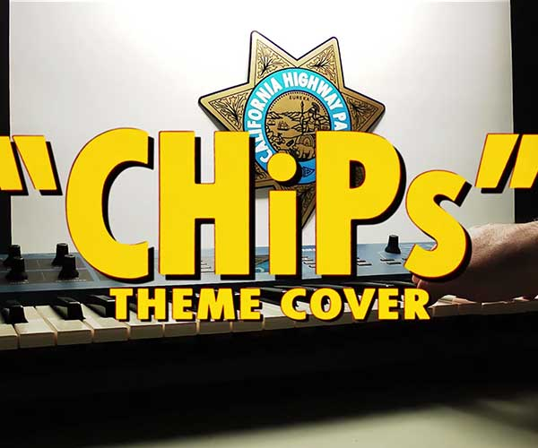 CHiPs Theme Cover