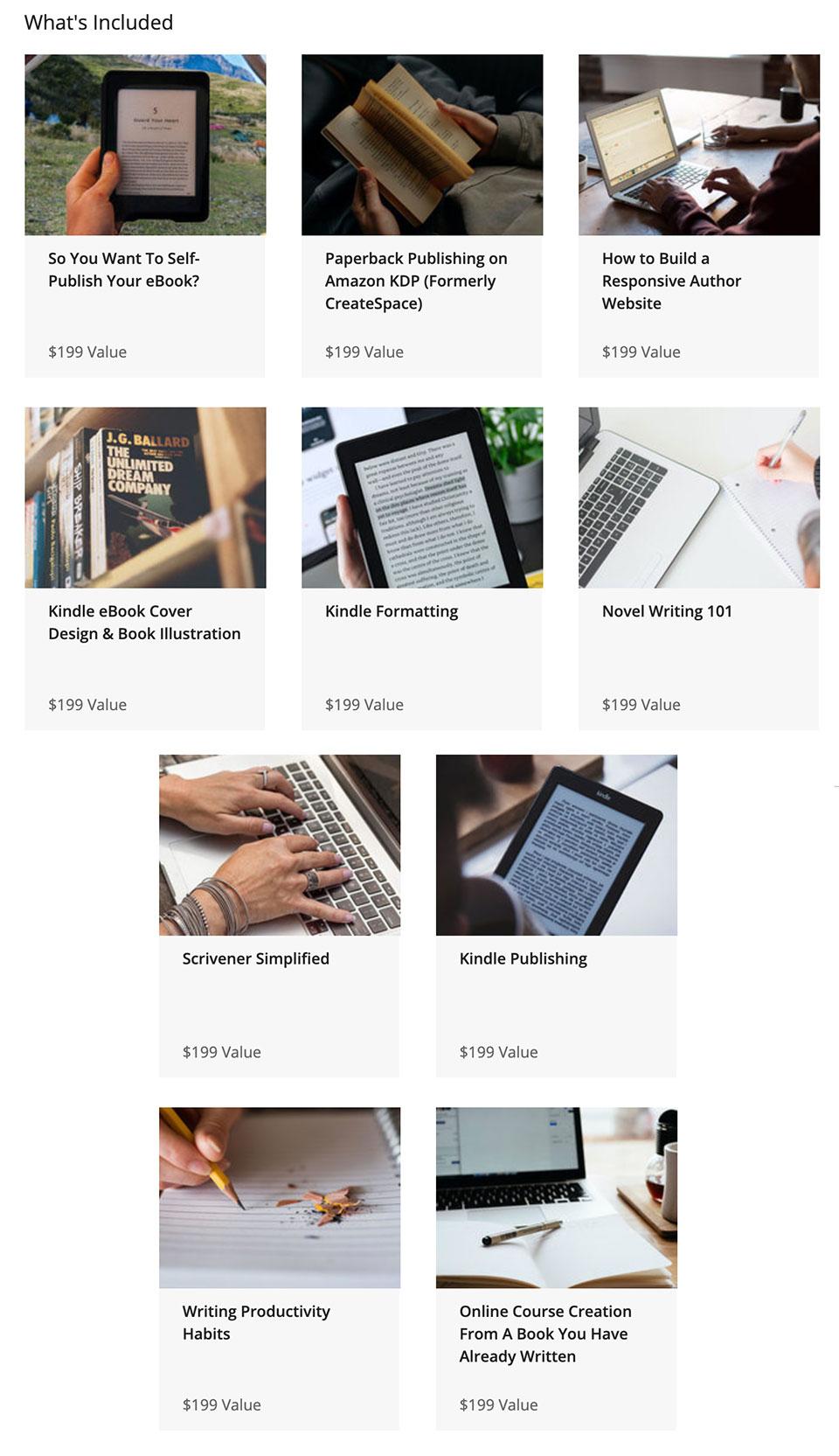 eBook Self-Publishing Bundle