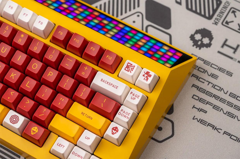 Cyberboard Mech Keyboard