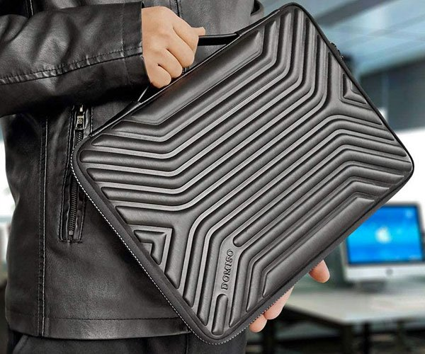Shock-Resistant Laptop Sleeve