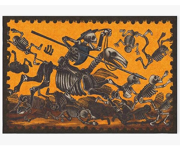 Don Quixote Rug