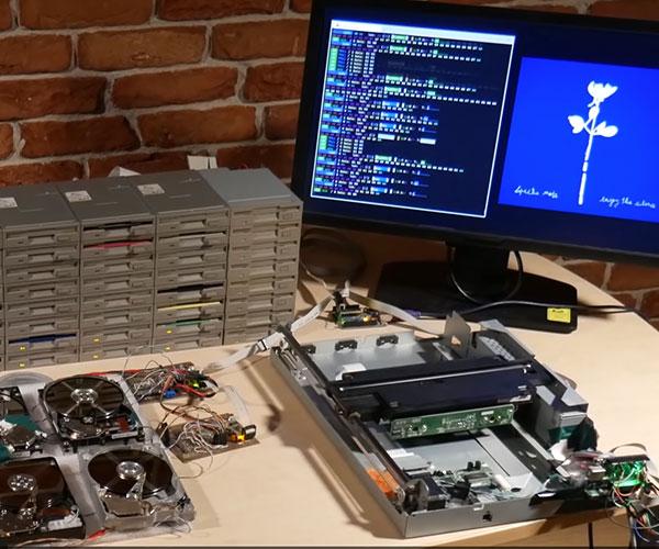 Enjoy the Floppy Disks
