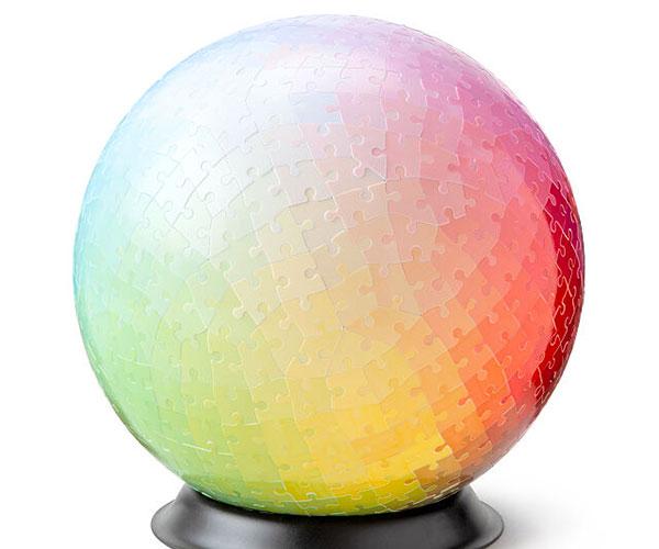 Gradient Sphere Puzzle