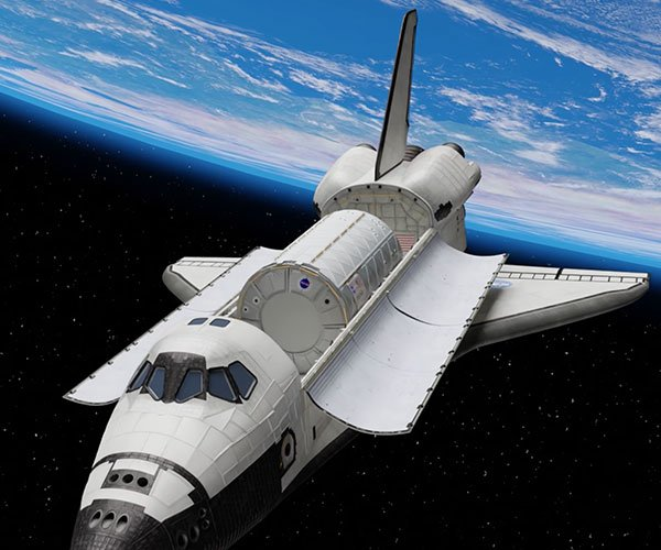How the Space Shuttle Worked