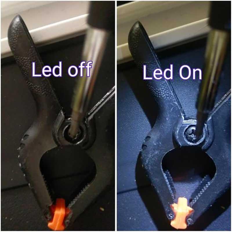 Husky Illuminated Screwdriver