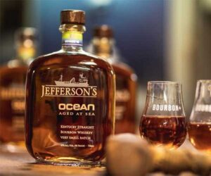 Jefferson's Ocean Bourbon