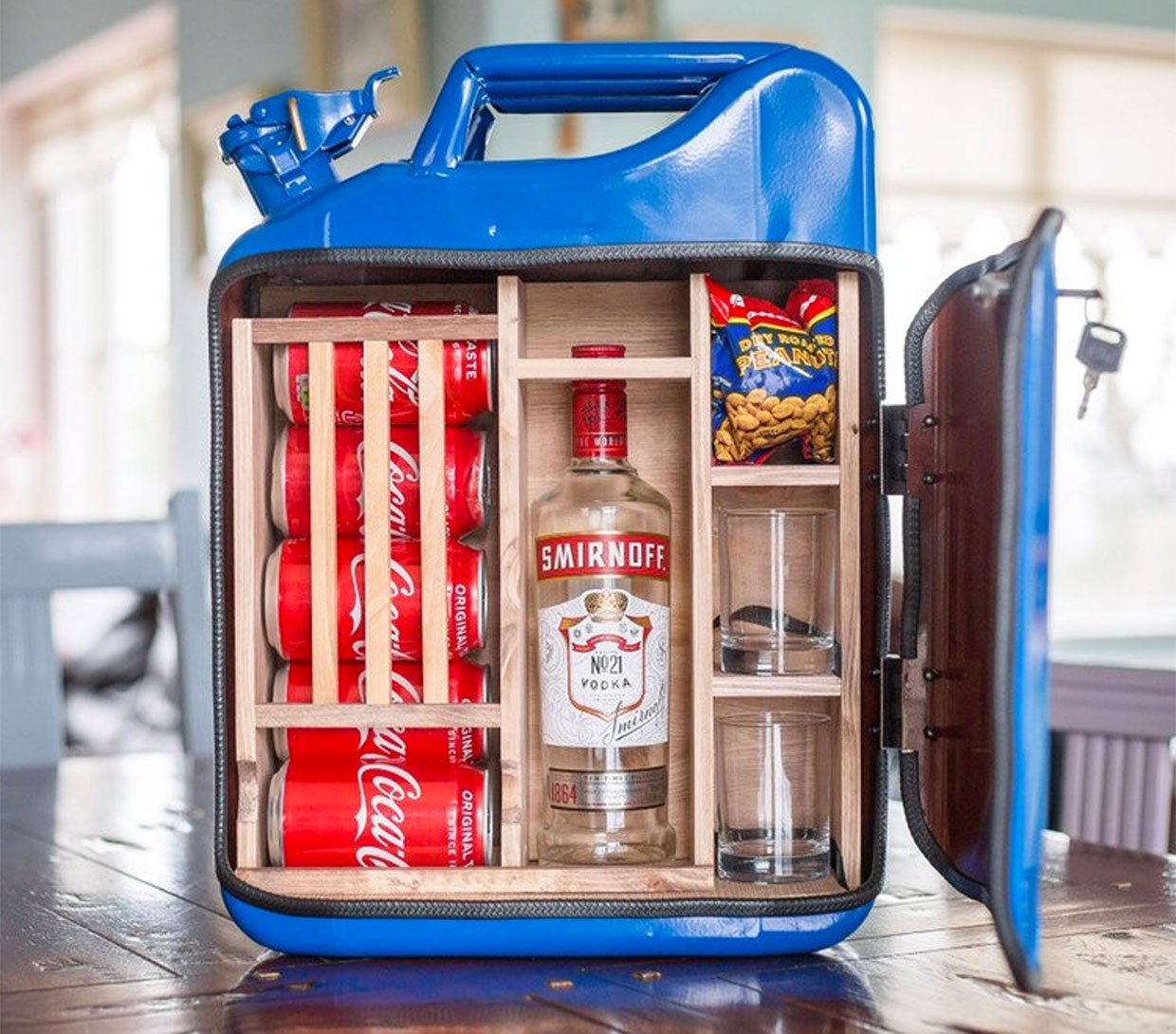 Jerry Can Mini Bars