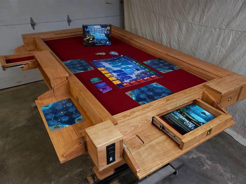 Krema Designs Game Tables